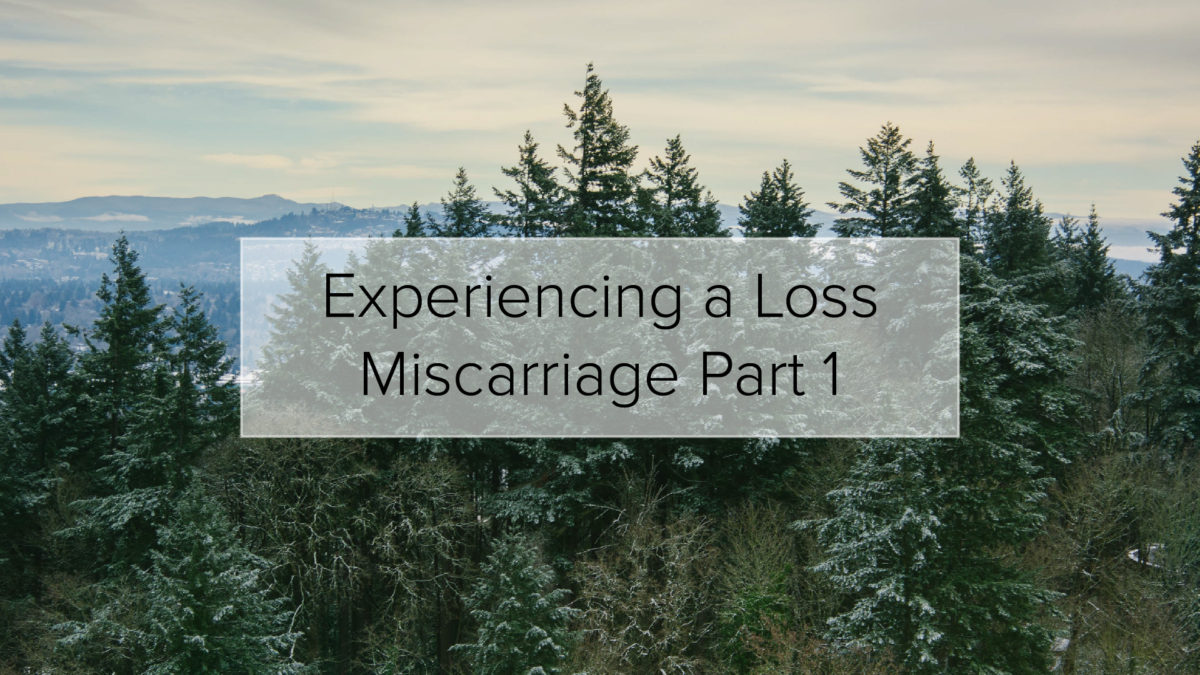 Miscarriage