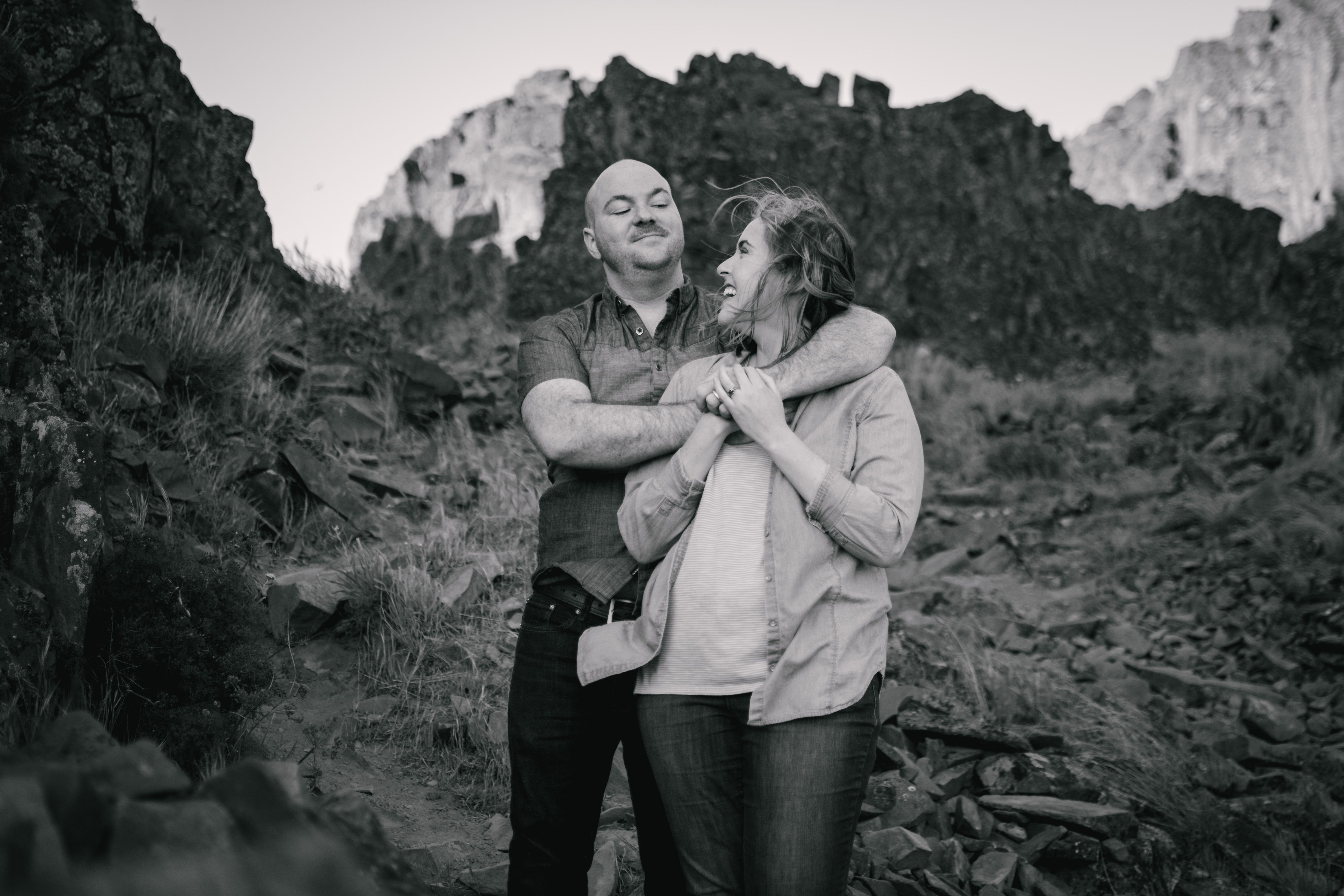 Holiday Mini Sessions at Horsethief Butte